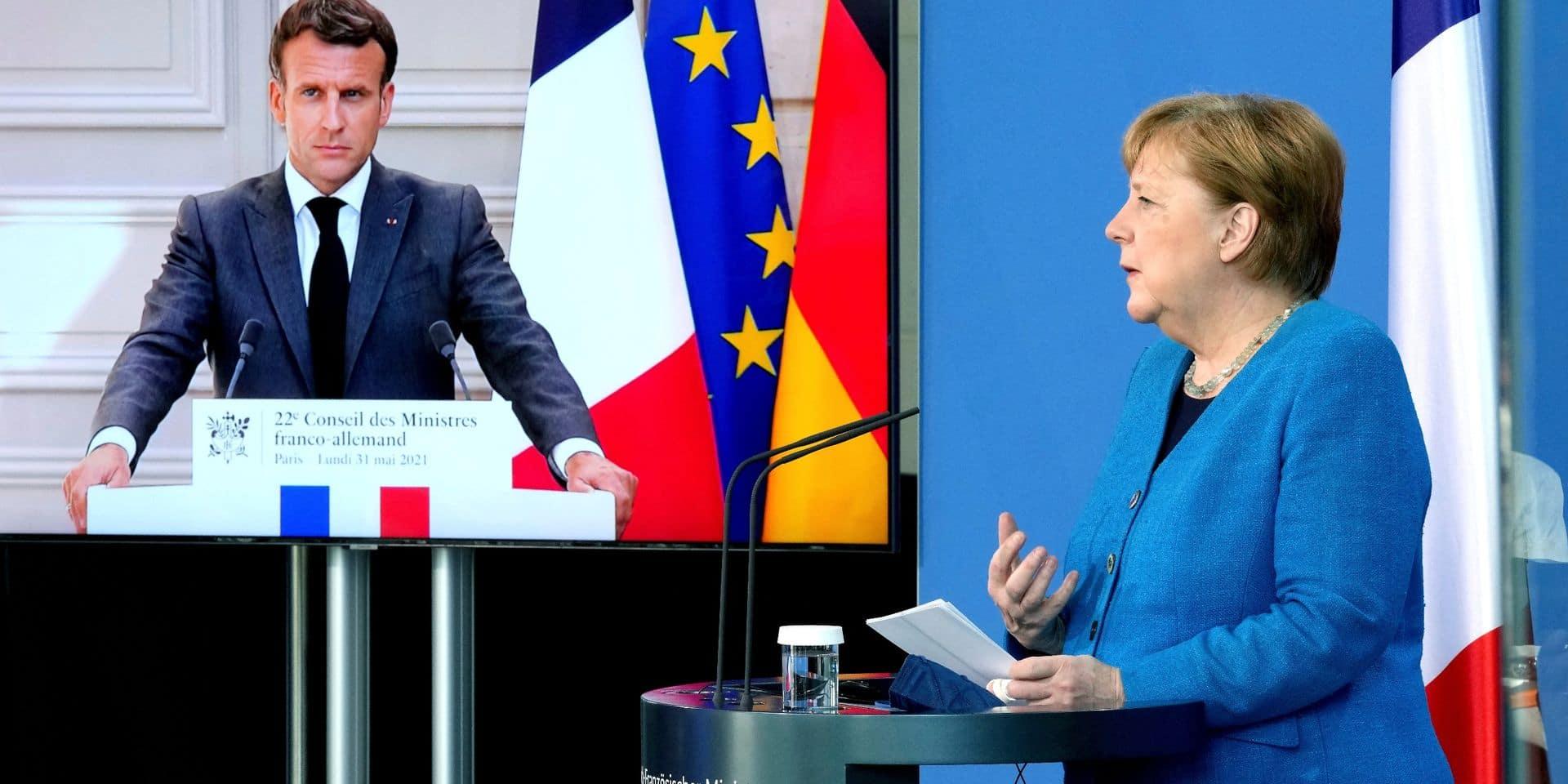 Espionnage d'alliés européens: Macron et Merkel attendent des explications des USA et du Danemark