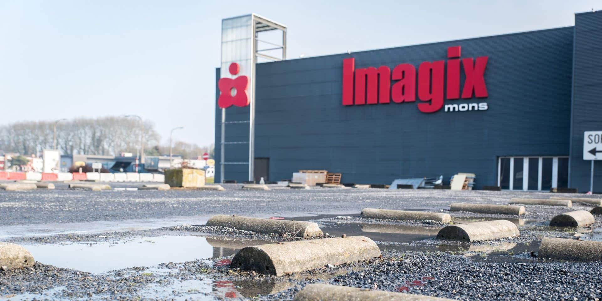 Mons: Imagix offre des places de cinéma pour le personnel soignant