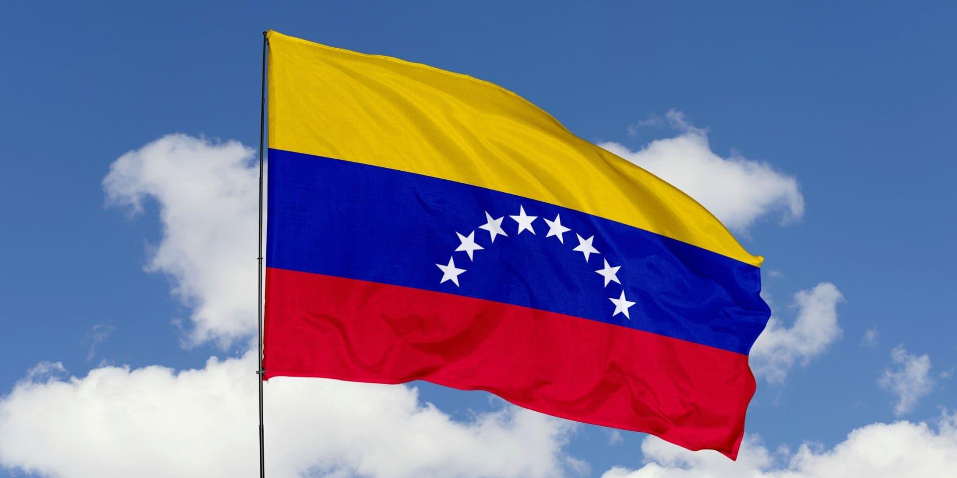 """L'ambassadeur du Venezuela auprès de l'UE déclaré """"persona non grata"""""""
