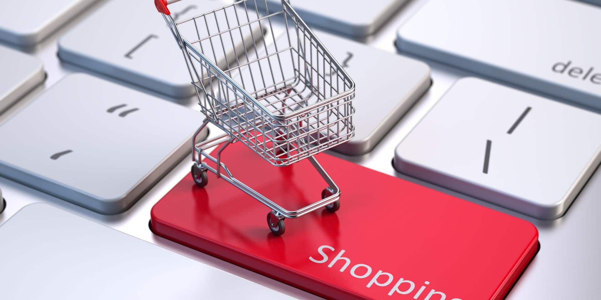 Online,Shopping,Concept