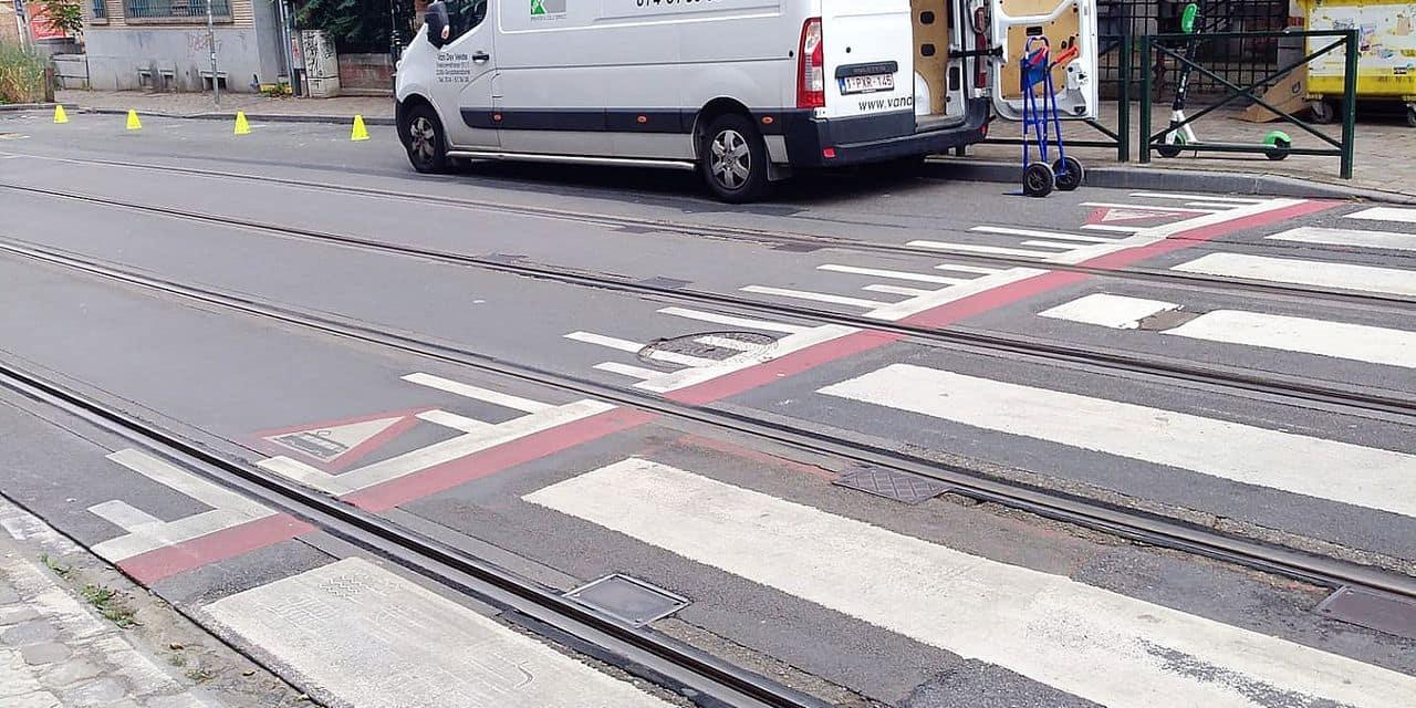 La Stib va réduire les vibrations des trams
