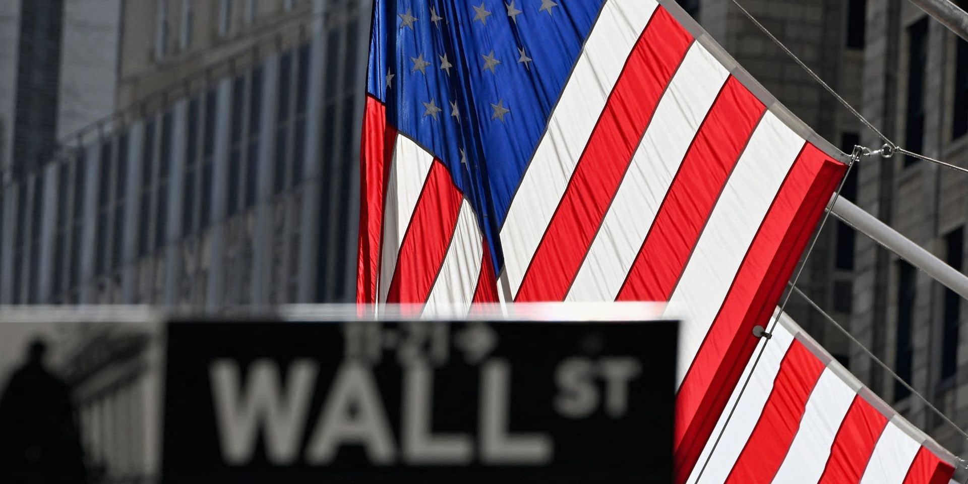 La Bourse de New York repart à la hausse après trois jours de déconvenue