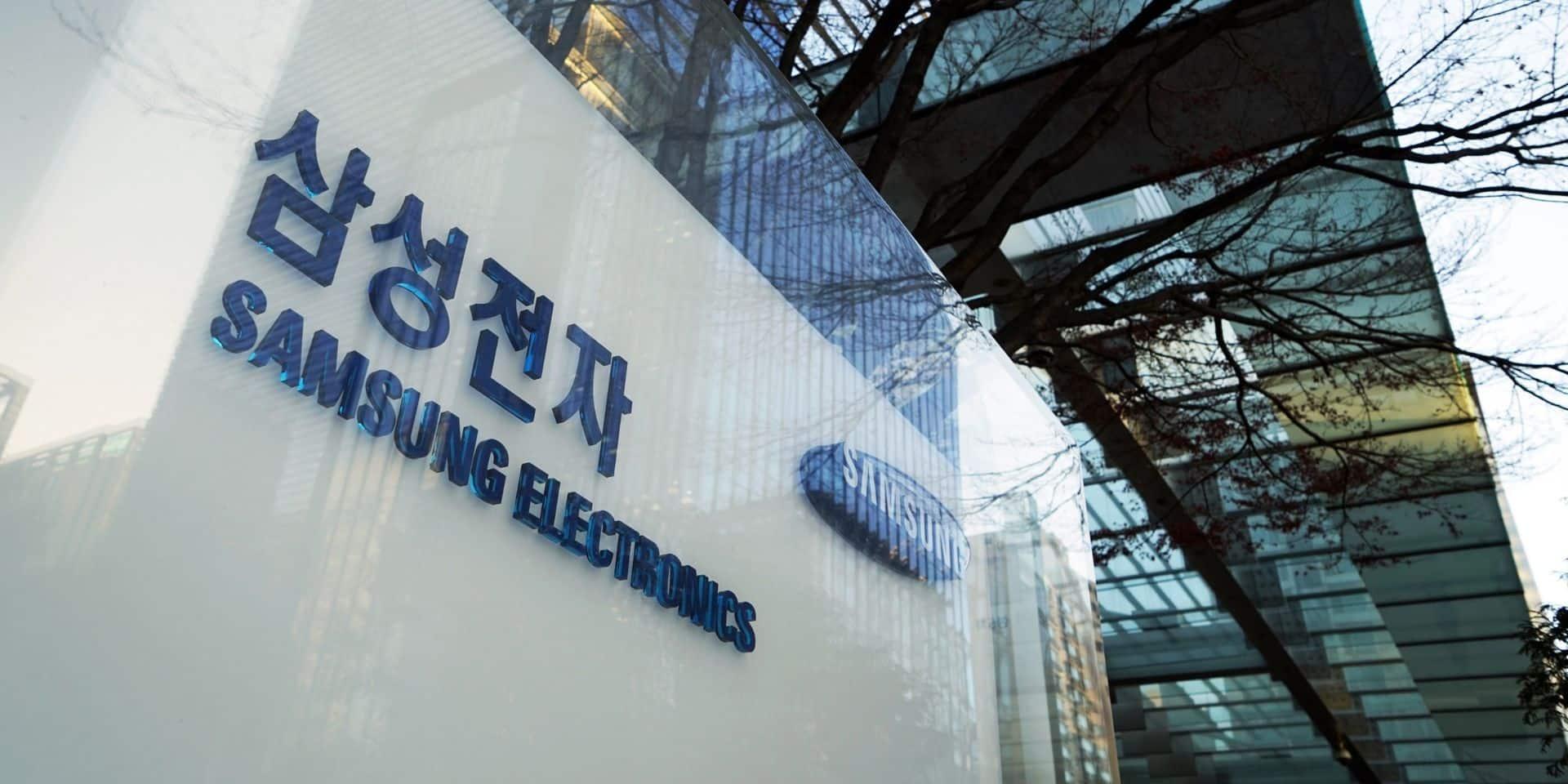 Corée du Sud: l'héritier de Samsung inculpé dans l'enquête sur une fusion controversée