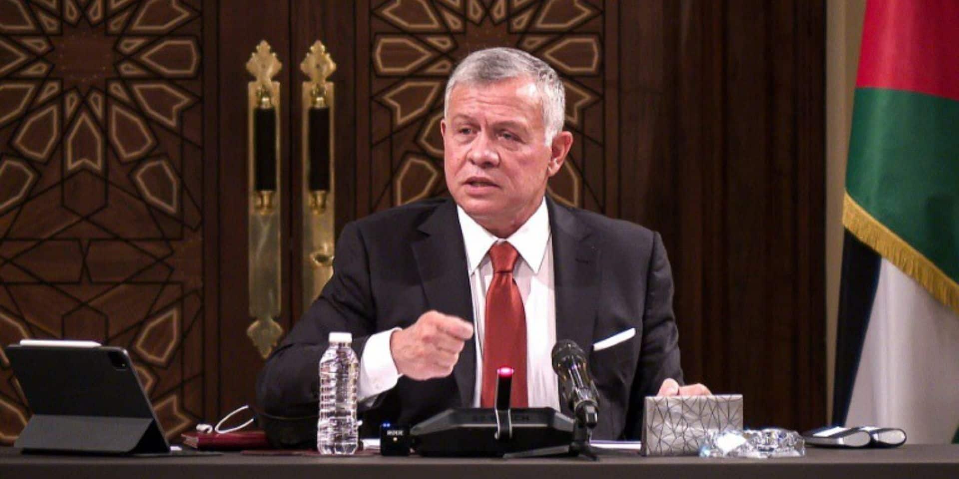"""Jordanie: """"Je vous assure que la sédition est terminée"""""""