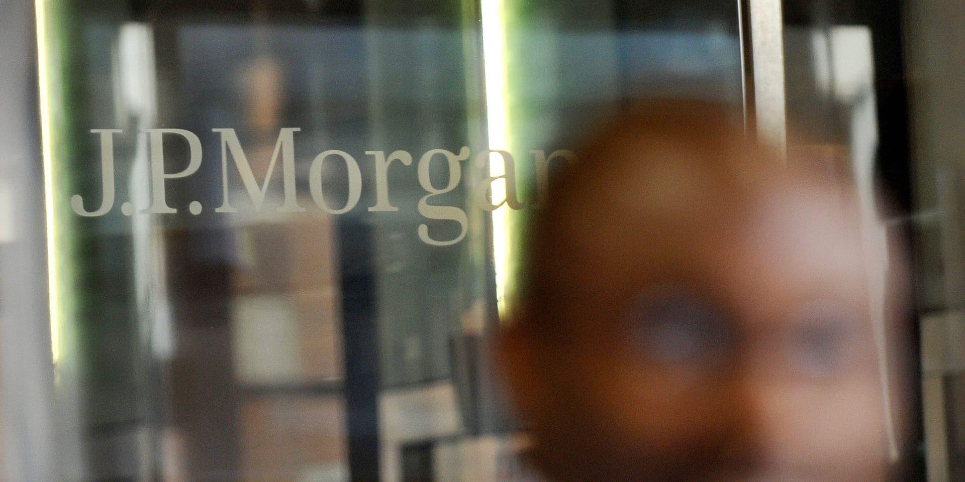 Le PDG de la banque JPMorgan opéré du coeur en urgence