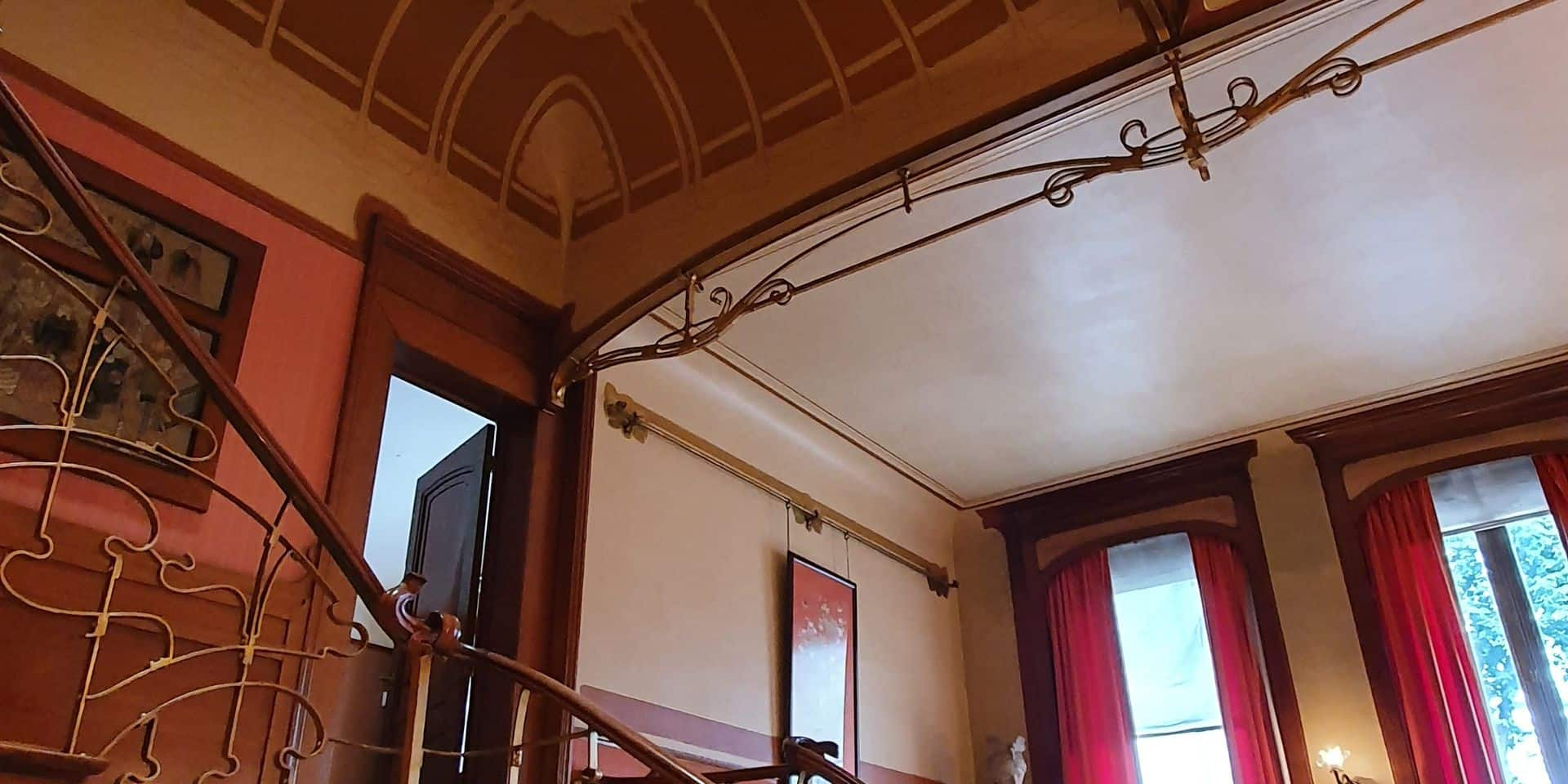 Idée d'escapade belge : le Musée Horta, joyau de l'Art nouveau à Bruxelles