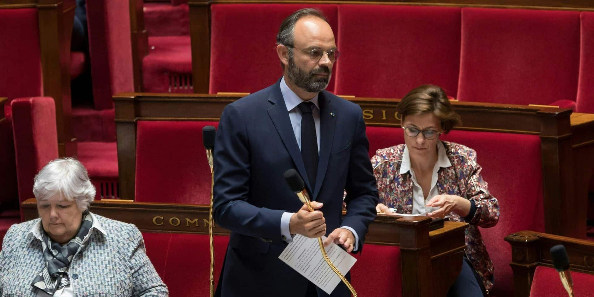 France: Edouard Philippe présentera mardi à 15H00 le plan de déconfinement