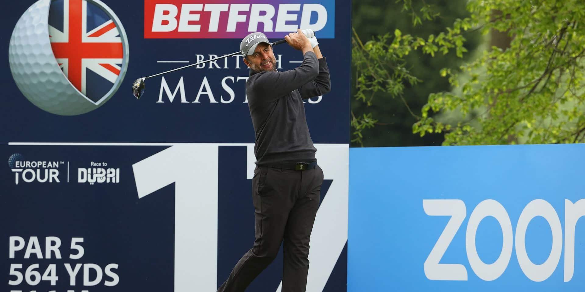 Première victoire de Richard Bland, 48 ans, sur l'European Tour
