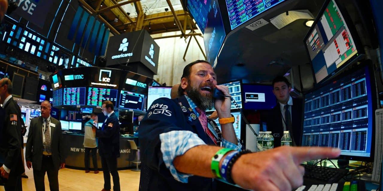 Wall Street monte à l'ouverture, espérant un rebond