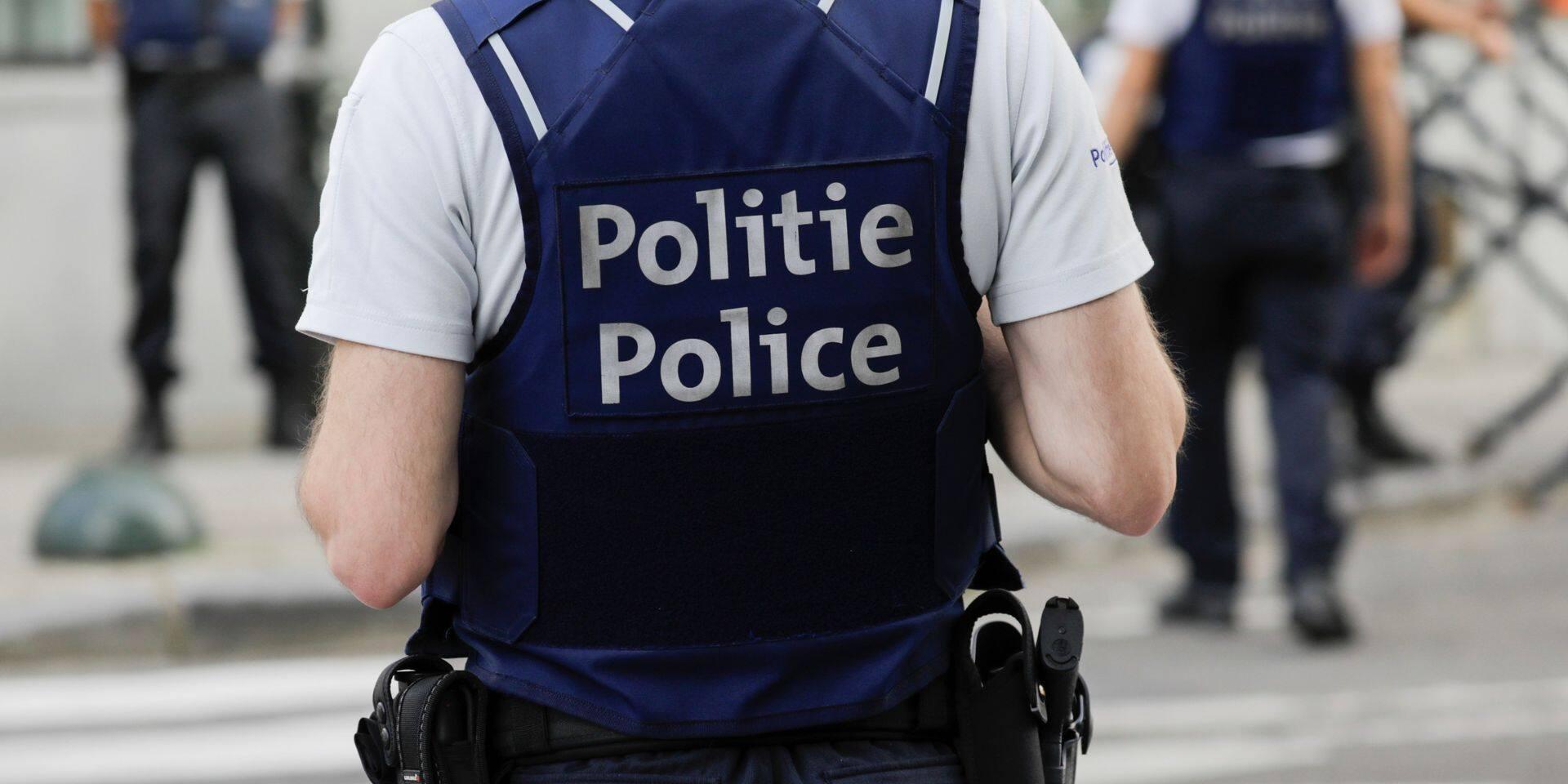 Echange de coups de feu avenue Bovesse à Jambes
