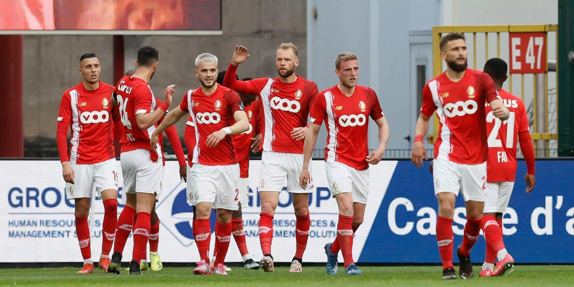 Le Standard s'incline contre Malines et loupe l'opportunité de dépasser Ostende (1-2)
