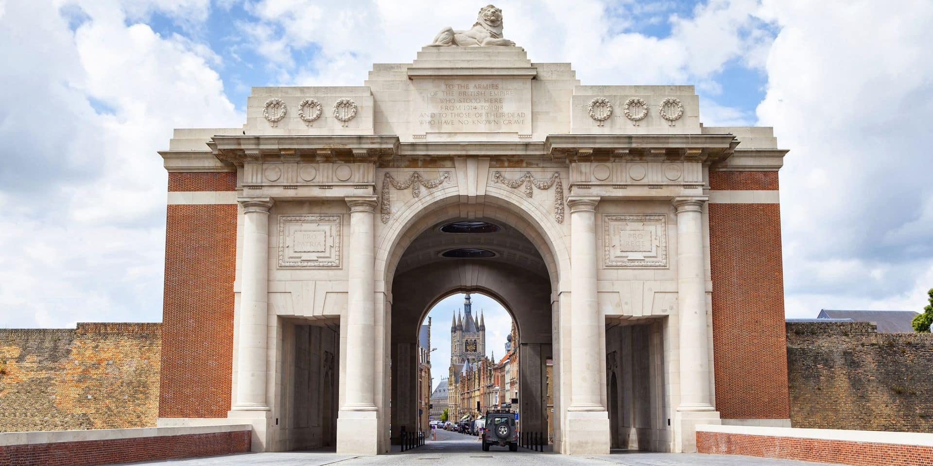 À la découverte d'Ypres, où résonne le clairon tous les soirs depuis 1928