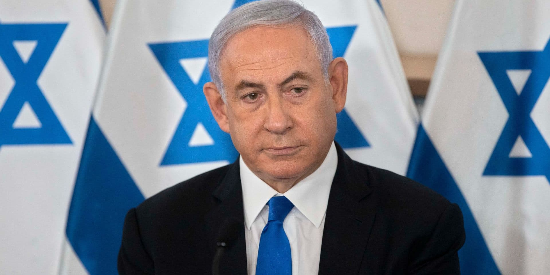 """En Israël, certains en veulent à Benjamin Netanyahou d'avoir accepté le cessez-le-feu: """"Il n'a pas fini le boulot"""""""