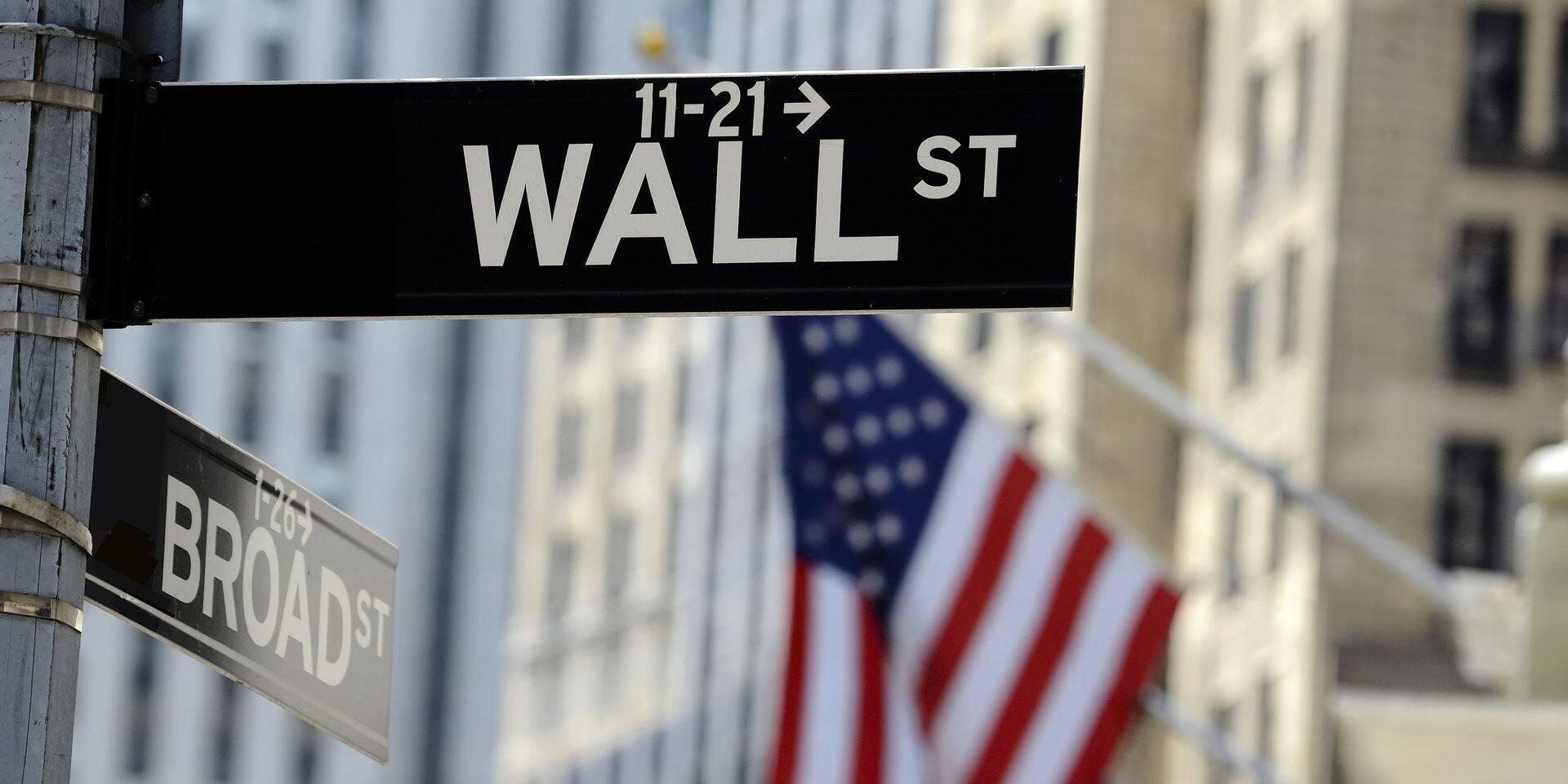Wall Street entame la semaine en légère hausse