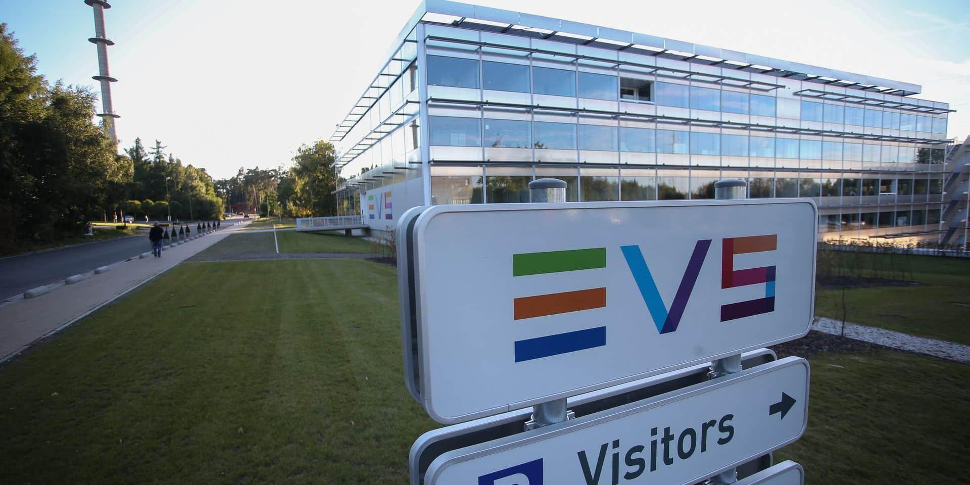 """""""Nous avons décidé de maintenir tous les membres de notre équipe au travail afin de continuer à fournir le service de qualité auquel nos clients et partenaires commerciaux sont habitués"""", se félicitait Serge Van Heck, CEO d'EVS."""