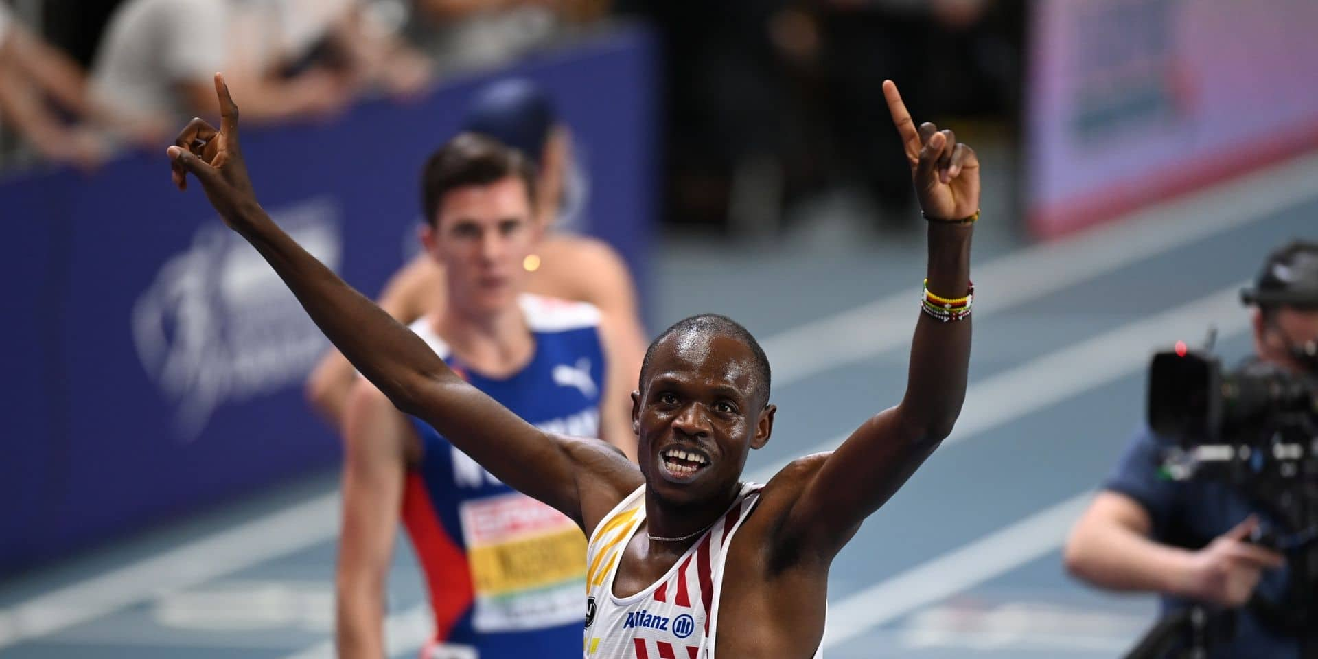 Kimeli médaillé d'argent du 3.000 m, le titre pour Jakob Ingebrigtsen et Robin Hendrix 12e
