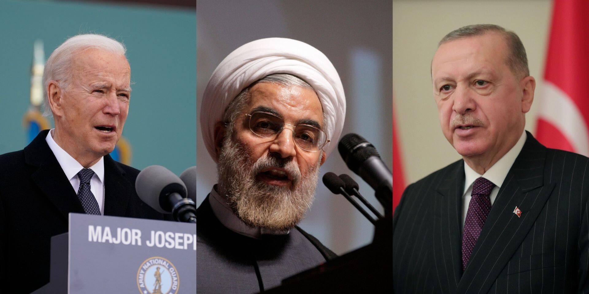 La perspective d'une attitude plus relâchée de Washington à l'égard de Téhéran et d'Ankara