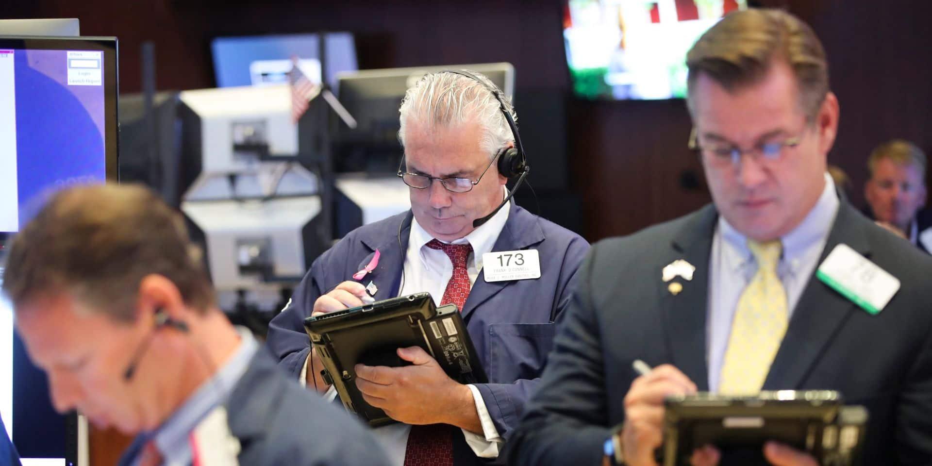 """L'œil du marché : """" la Fed a déçu ceux qui pariaient sur de prochaines baisses massives de taux d'intérêt"""""""