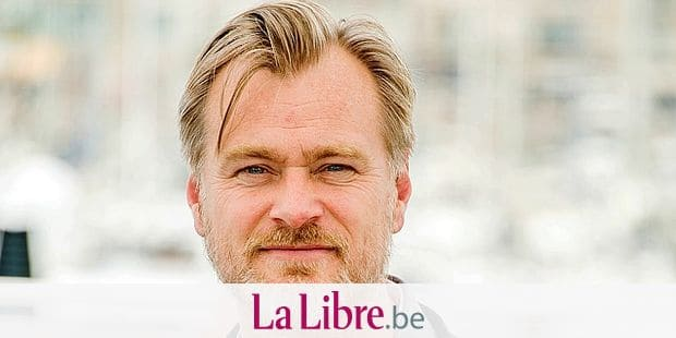 """FILE - In this May 12, 2018 file photo, director Christopher Nolan poses during a photo call at the 71st international film festival, Cannes, southern France. The 47-year-old filmmaker, passionate booster of the big screen and champion of celluloid, has returned """"2001: A Space Odyssey"""" to its original analog presentation. (Photo by Arthur Mola/Invision/AP, File)"""