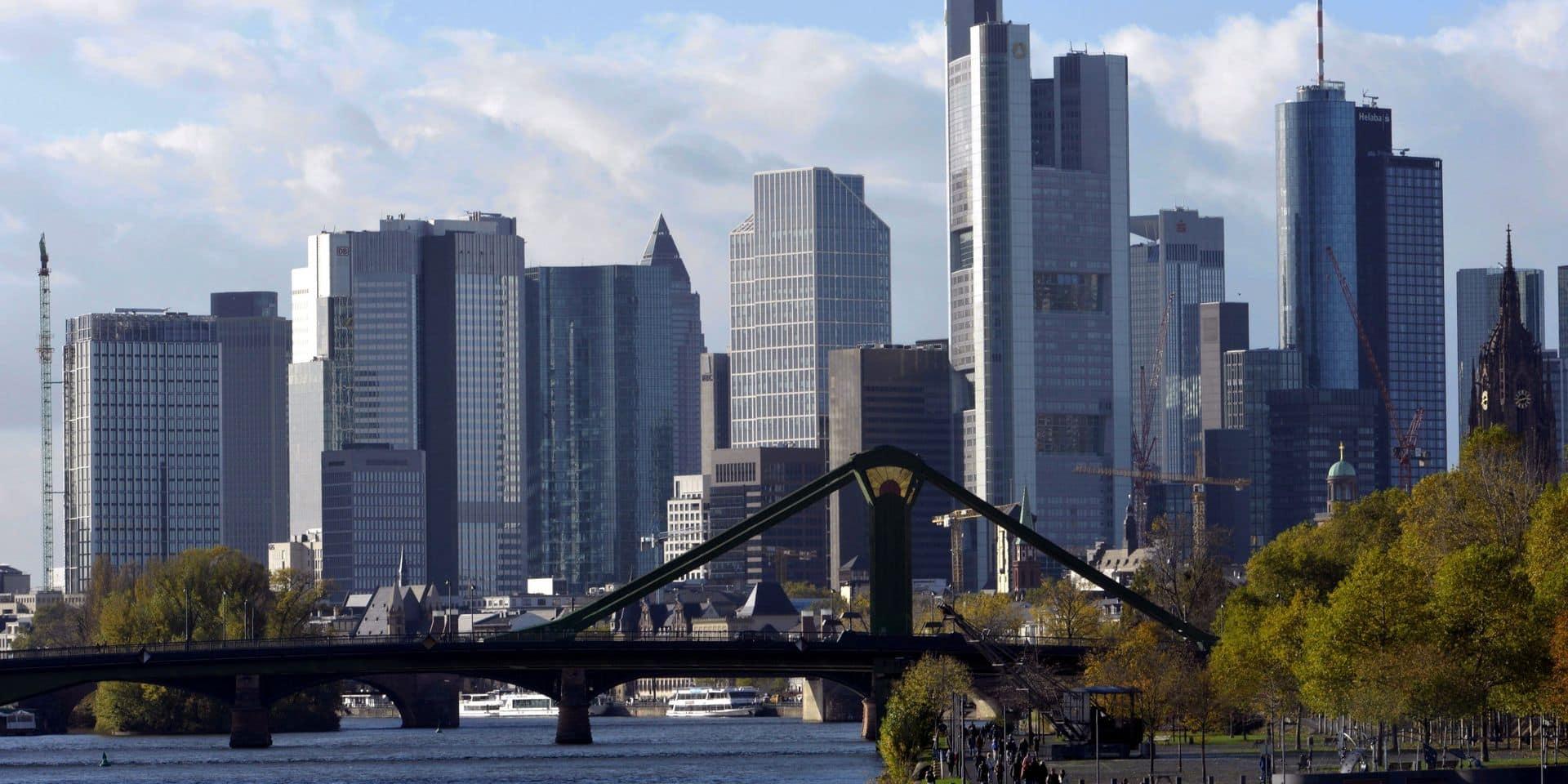 Taux, prêts, QE: le cocktail préparé par la BCE pour stimuler l'économie