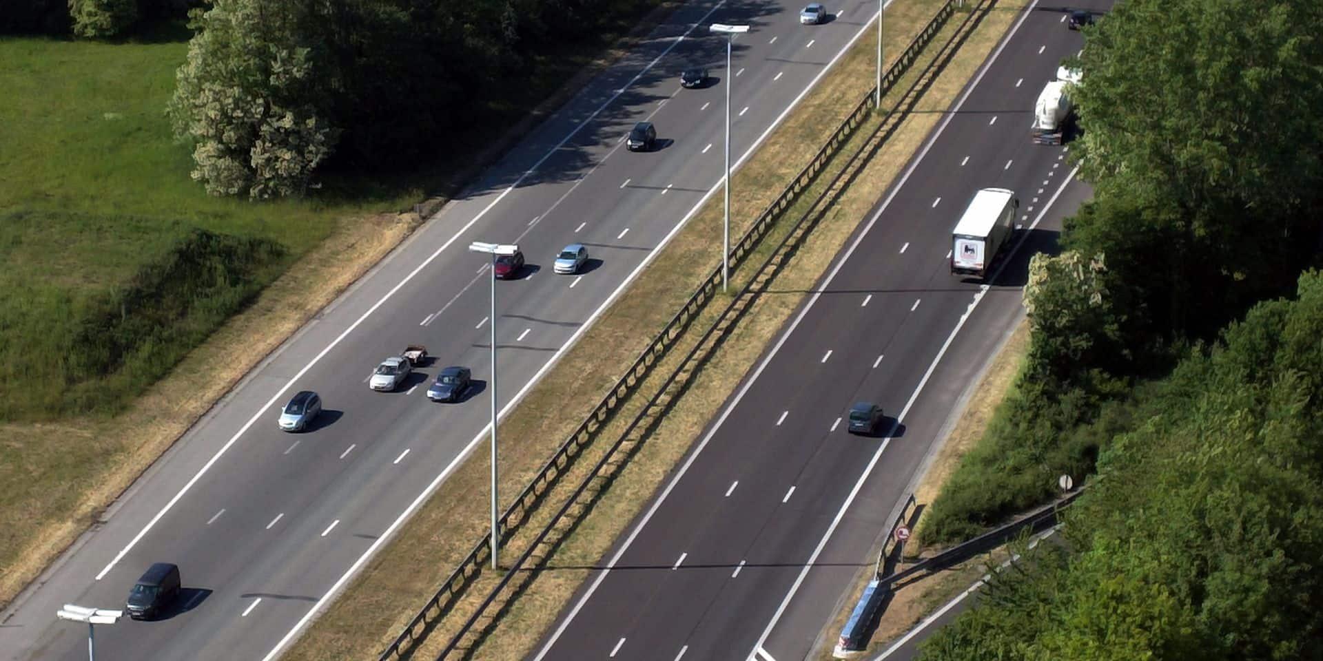 Des vitesses variables sur les autoroutes en fonction des circonstances? La Wallonie y est favorable