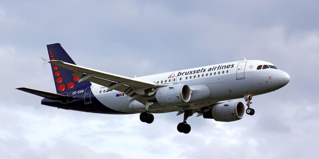 Coronavirus: Brussels Airlines réduit à nouveau son offre de vols vers l'Italie