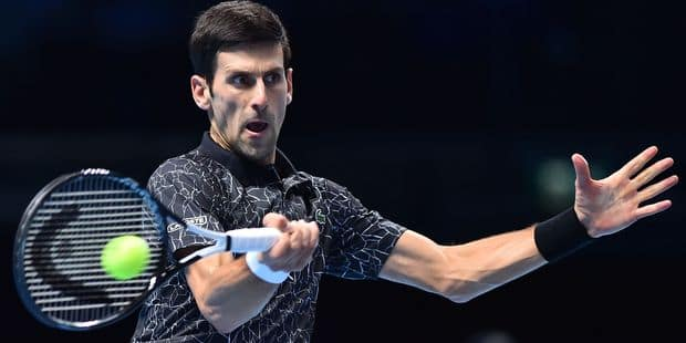 ATP Masters: Djokovic ponctue la phase de groupes par une victoire contre Cilic - La Libre