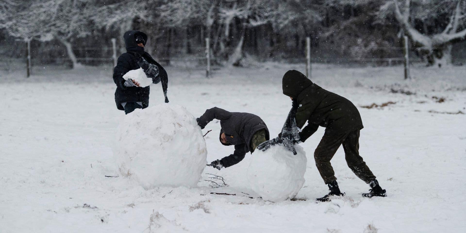 Météo: de la neige attendue ce mardi, l'année 2021 devrait également débuter avec un beau manteau blanc