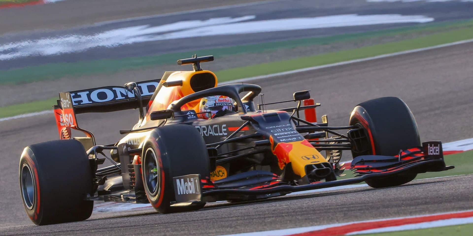 Grand Prix de Bahreïn: Lewis Hamilton l'emporte après une énorme bagarre avec Verstappen !