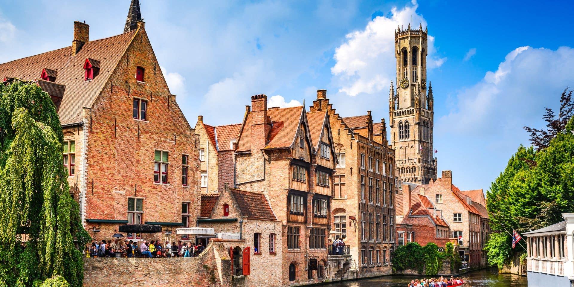 La Flandre débloque 3 millions d'euros pour faire revenir les touristes étrangers