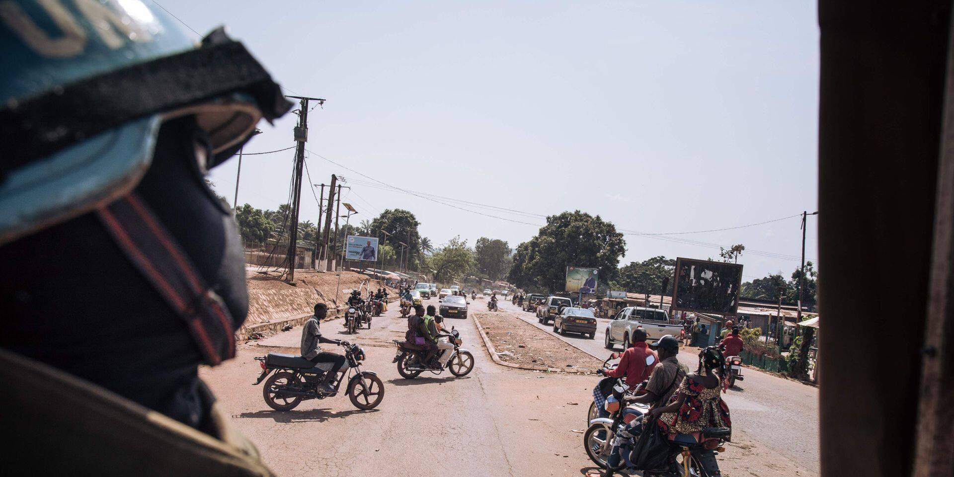 Centrafrique: un humanitaire de MSF tué, des locaux de la Croix-Rouge saccagés