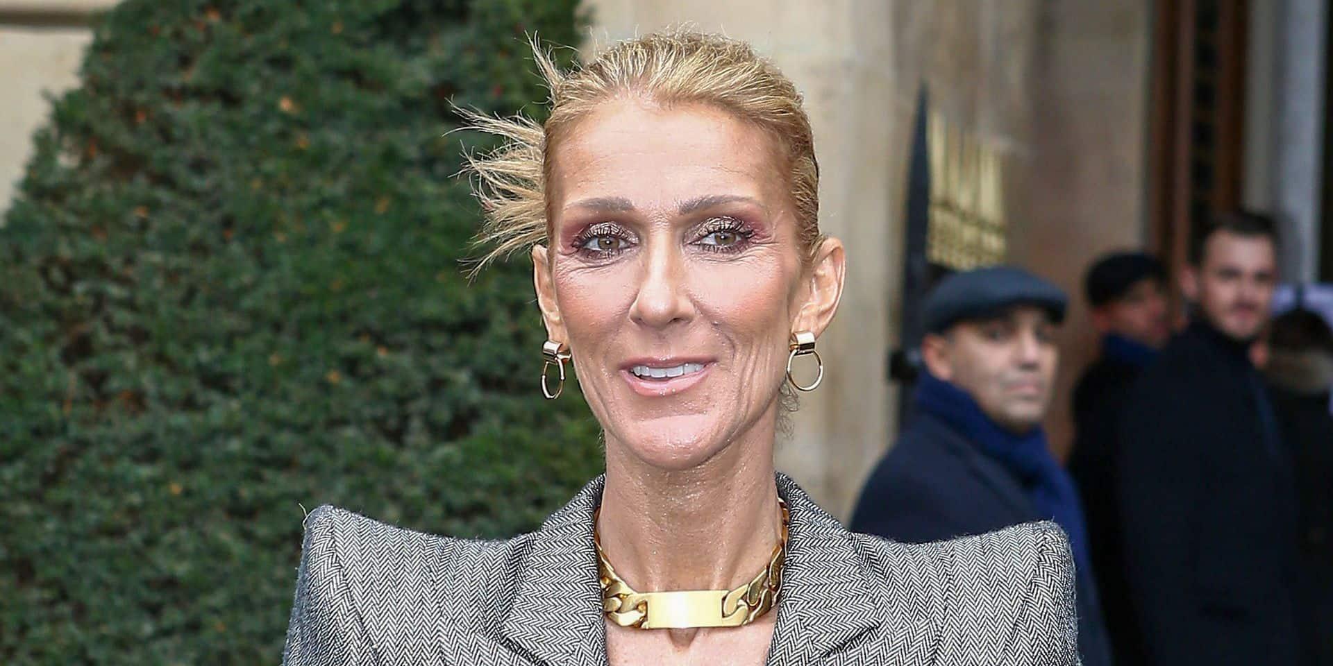 Mécano chic, annonce mystère et égérie L'Oréal : la folle journée de Céline Dion