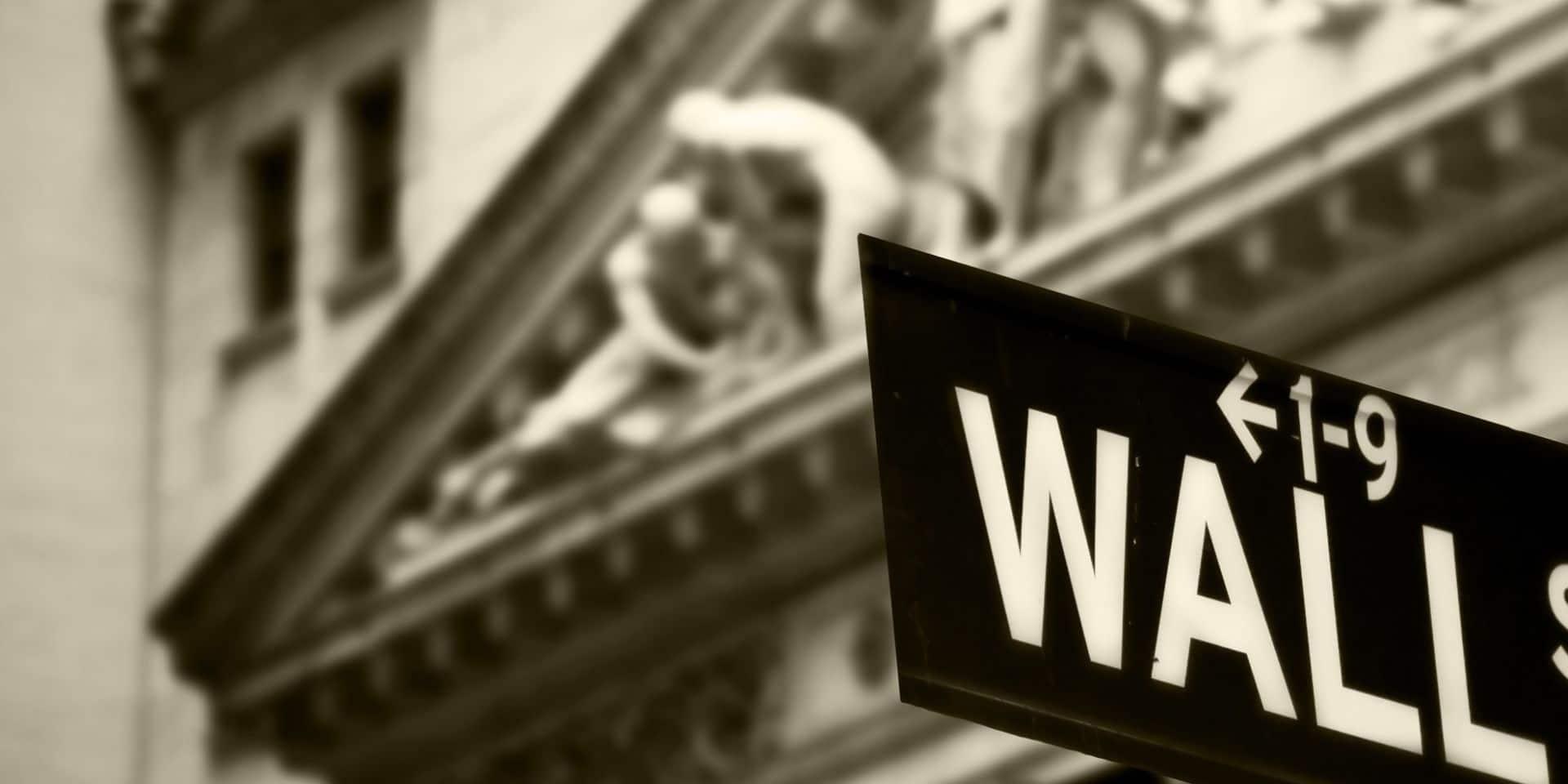 La Bourse de New York prolonge son rebond de la veille à l'ouverture