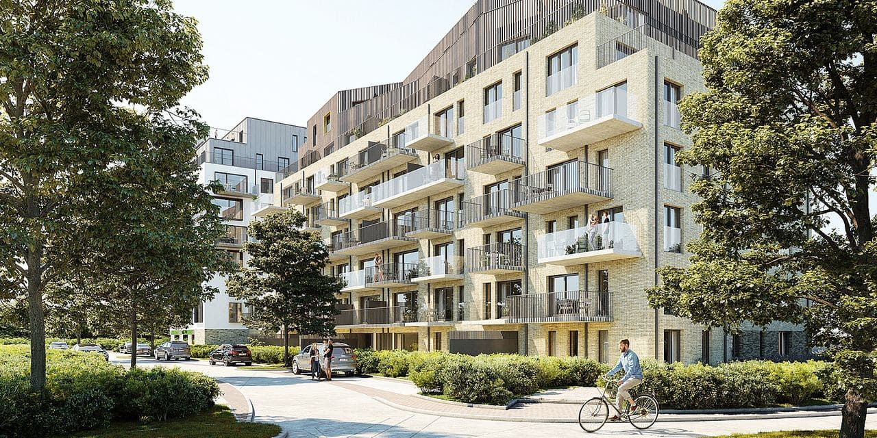 À Woluwe-Saint-Lambert, les bureaux se transforment en appartements