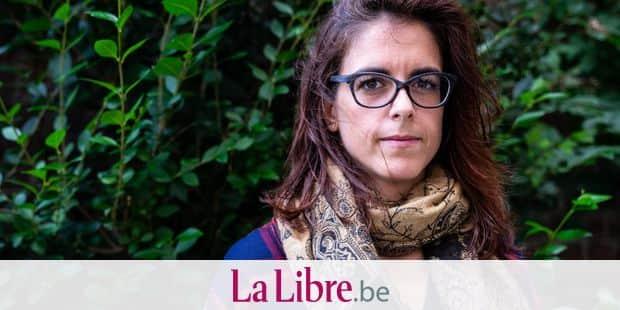 L'avocate Virginie Taelman, à Bruxelles, le 15 août 2019.