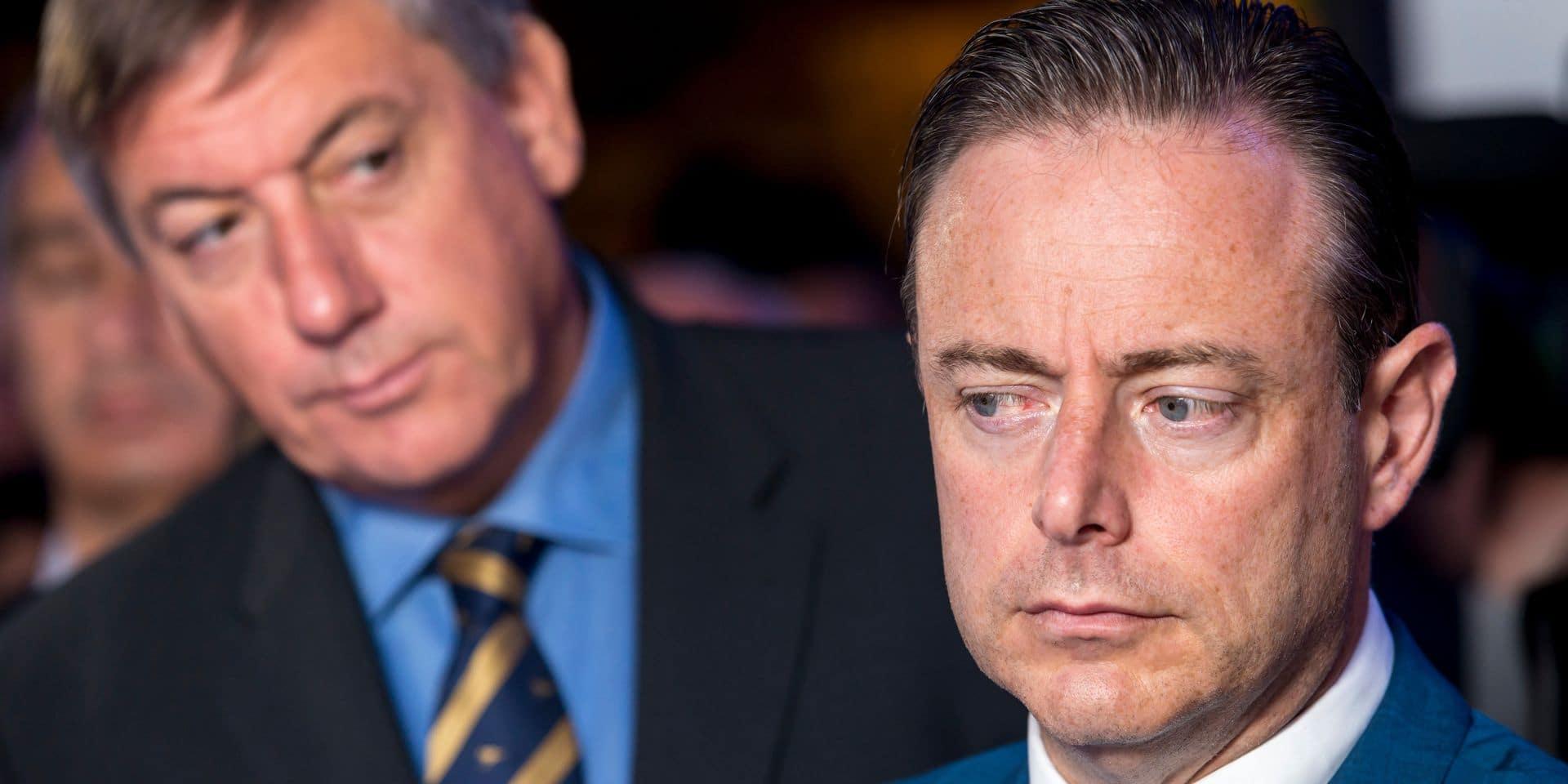 Pourquoi De Wever est tenté par une alliance avec les socialistes
