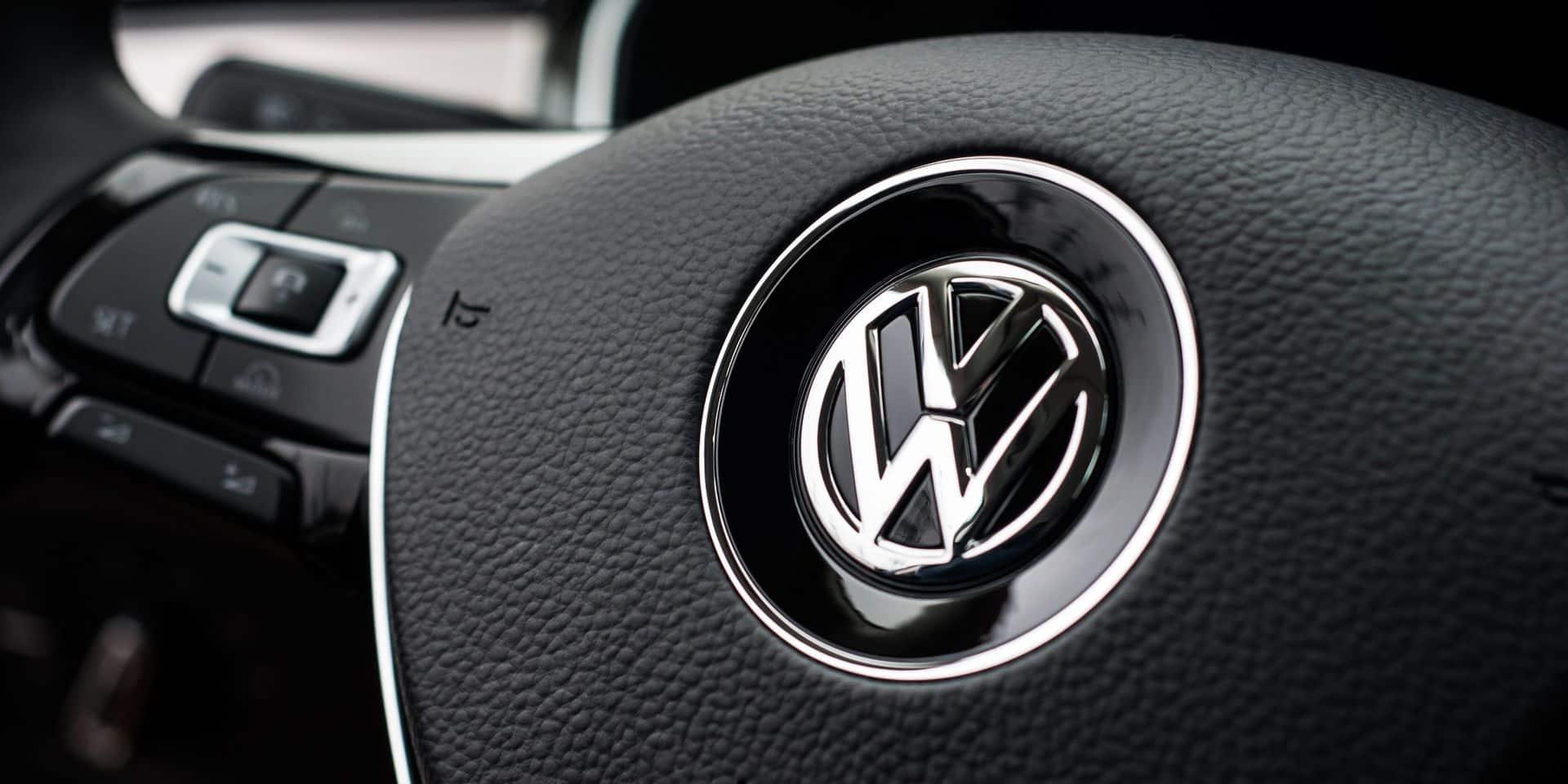 """Après le scandale du """"dieselgate"""", certains ont trouvé la plaisanterie de Volkswagen de très mauvais goût..."""