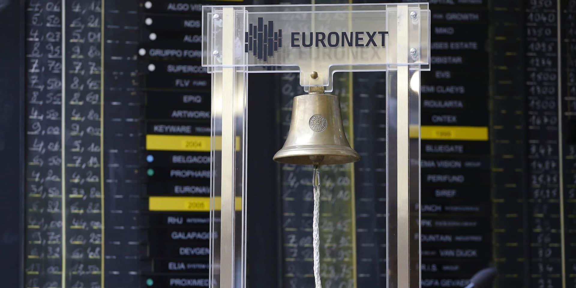 Les Bourses européennes clôturent dans le vert à l'exception de Londres, en recul de 0,23 %