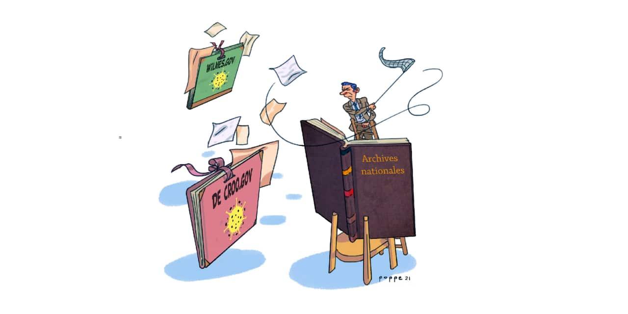 La non-gestion des archives par nos gouvernements constitue un péril démocratique