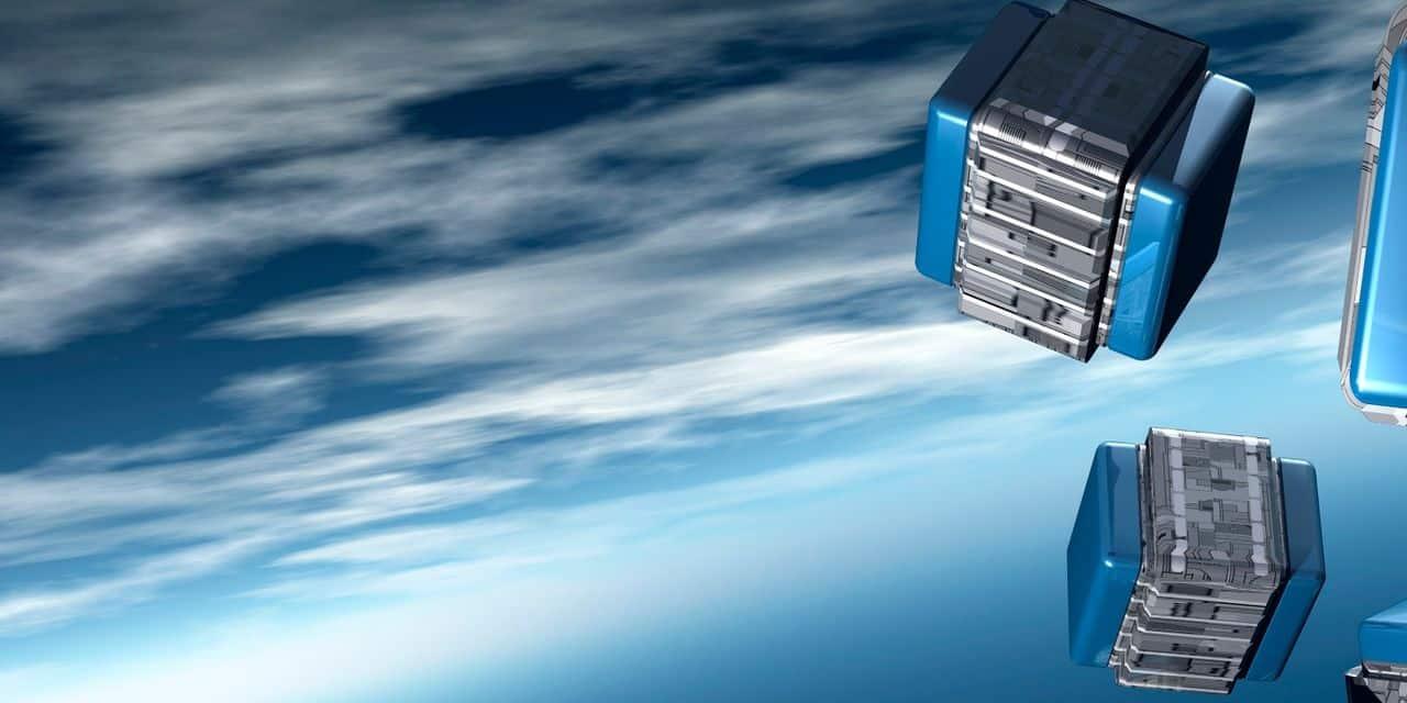 Mise en orbite réussie d'un nano-satellite belge à 400 km de la Terre