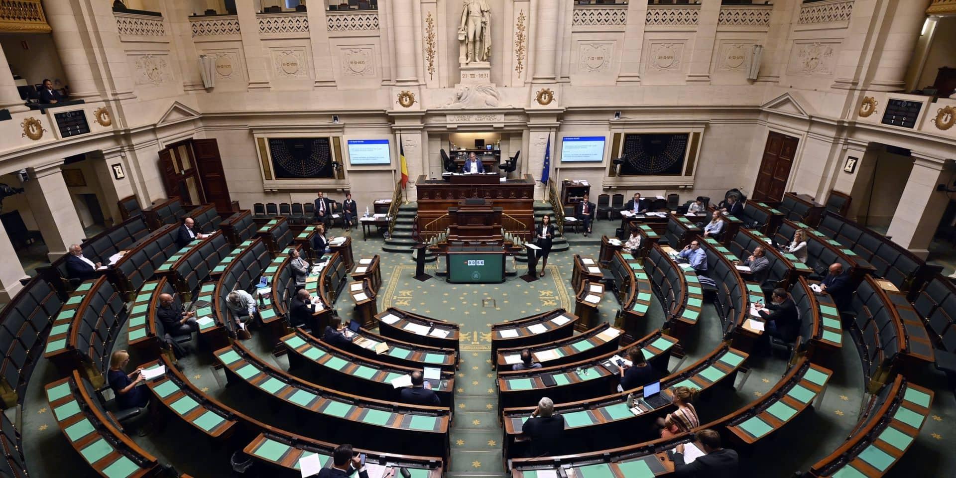 Tax shelter: la Chambre entérine l'accord de coopération entre fédéral et communautés