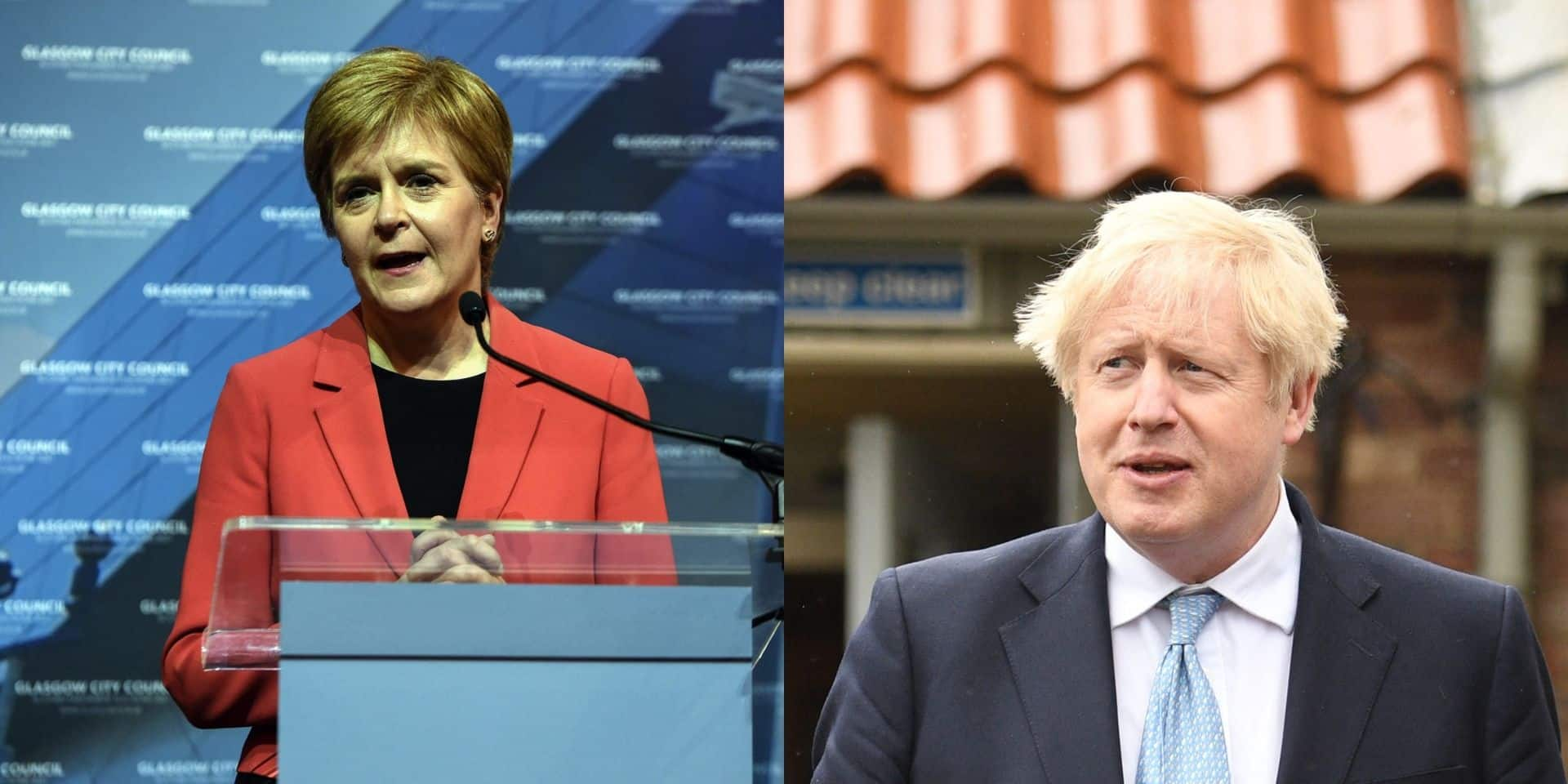 """Bras de fer entre Londres et Edimbourg sur le référendum d'indépendance écossais : """"Ce serait absurde et complètement scandaleux"""""""