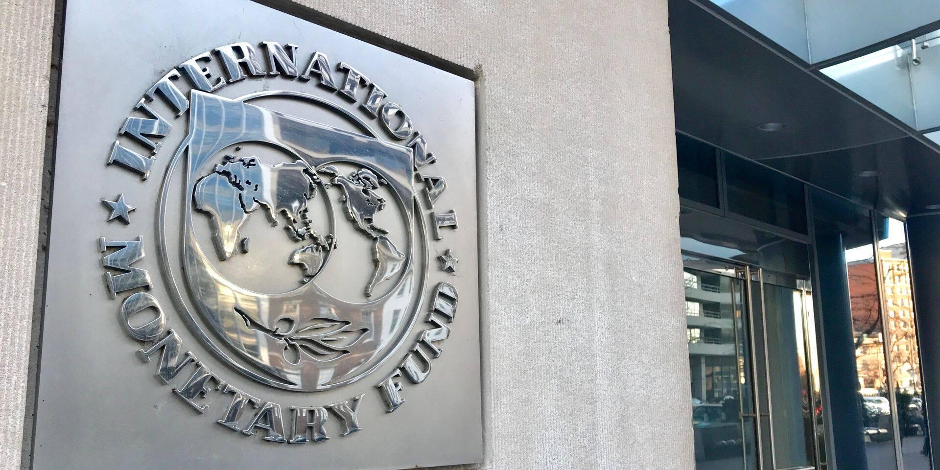 Le FMI a mis à jour ses prévisions économiques.