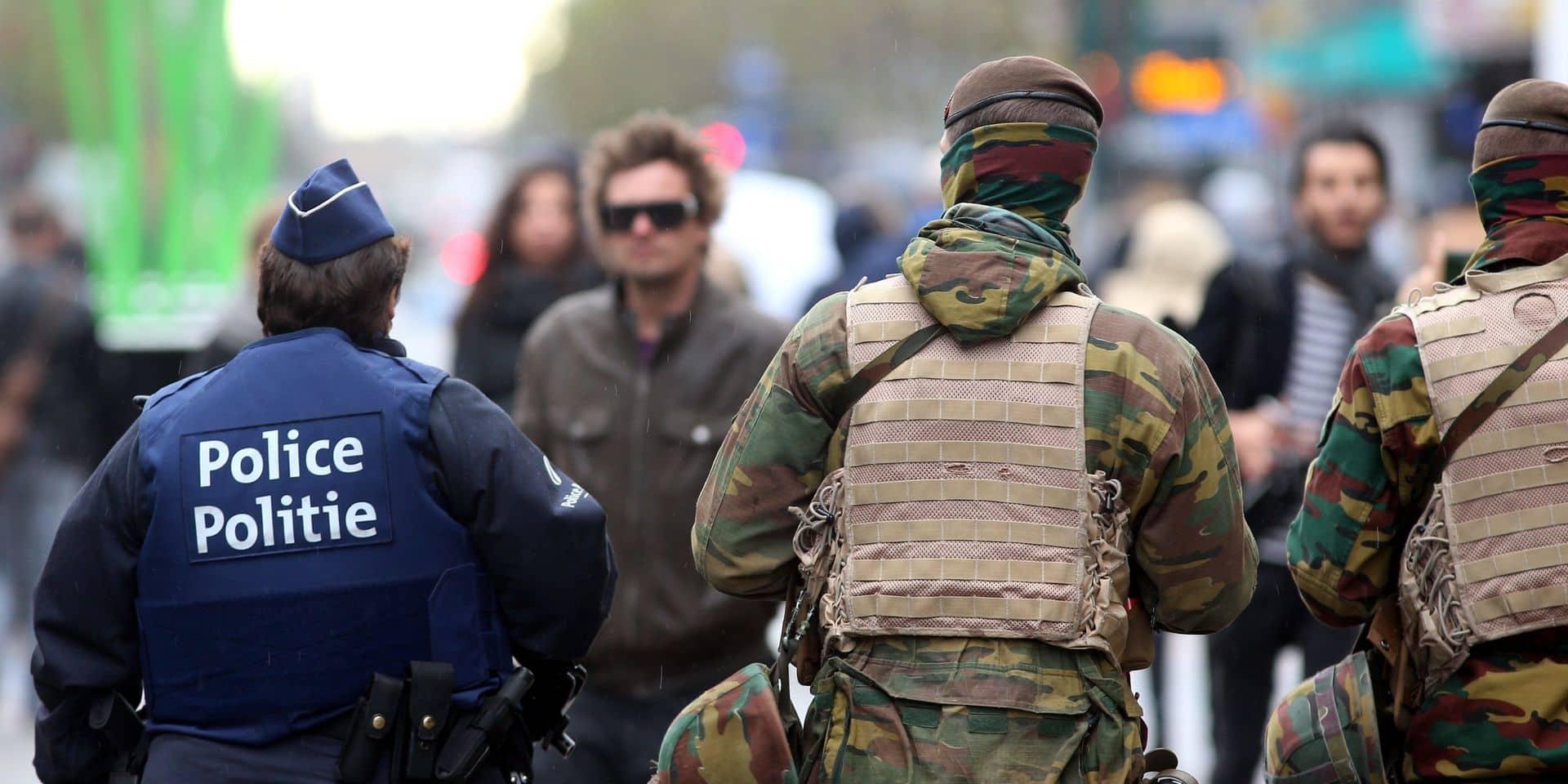 Explosion à Anvers, probablement causée par une grenade