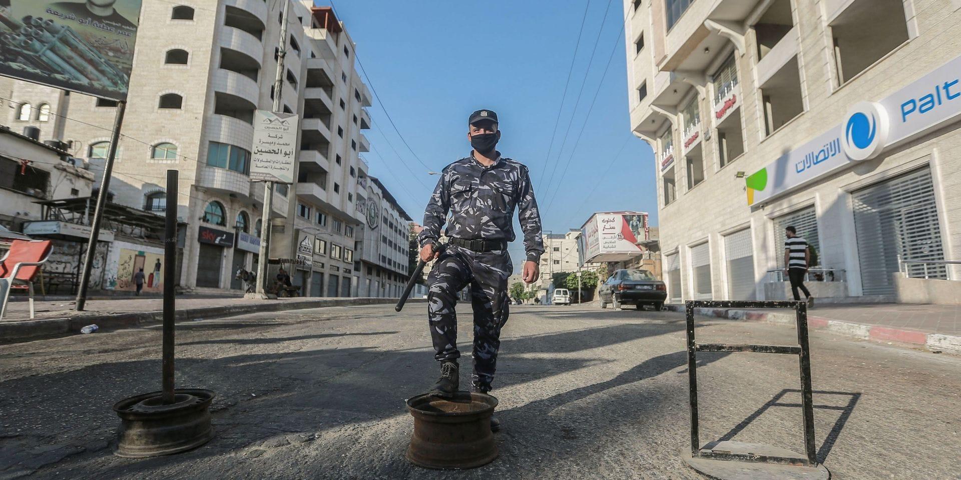 Israël rouvre un important point de passage vers Gaza après l'accord conclu lundi