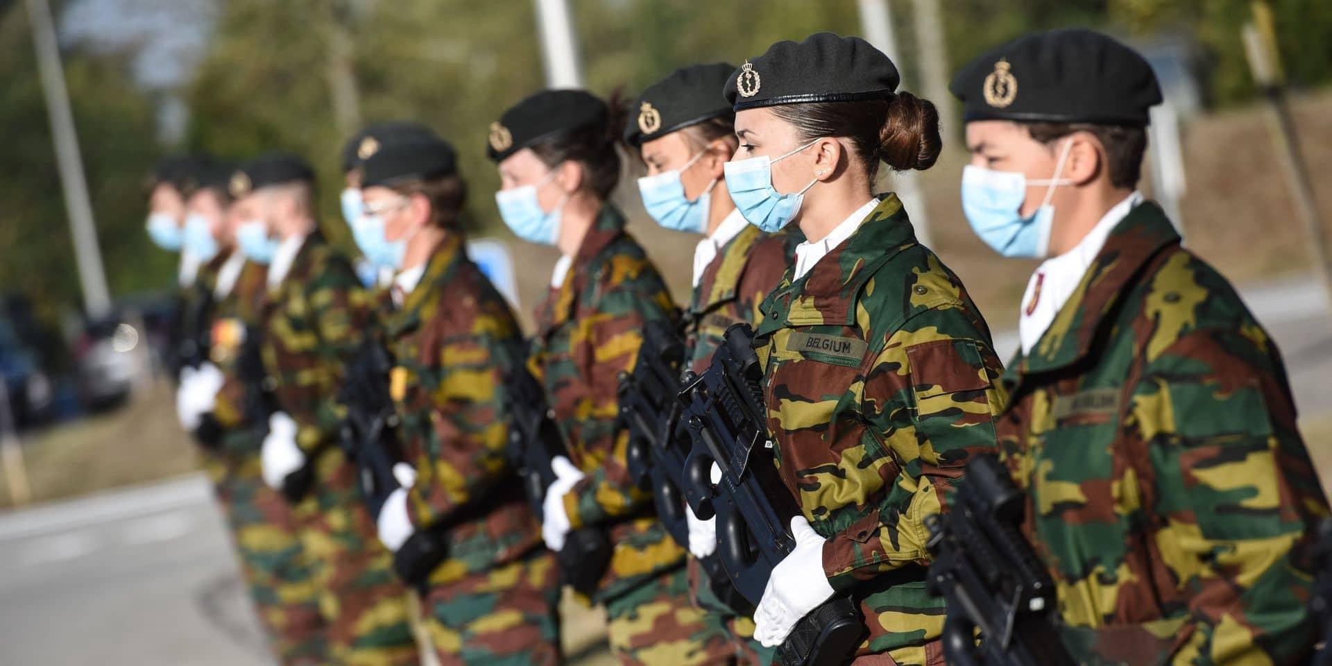 Il y a 9,4 % de femmes à la Défense, un record