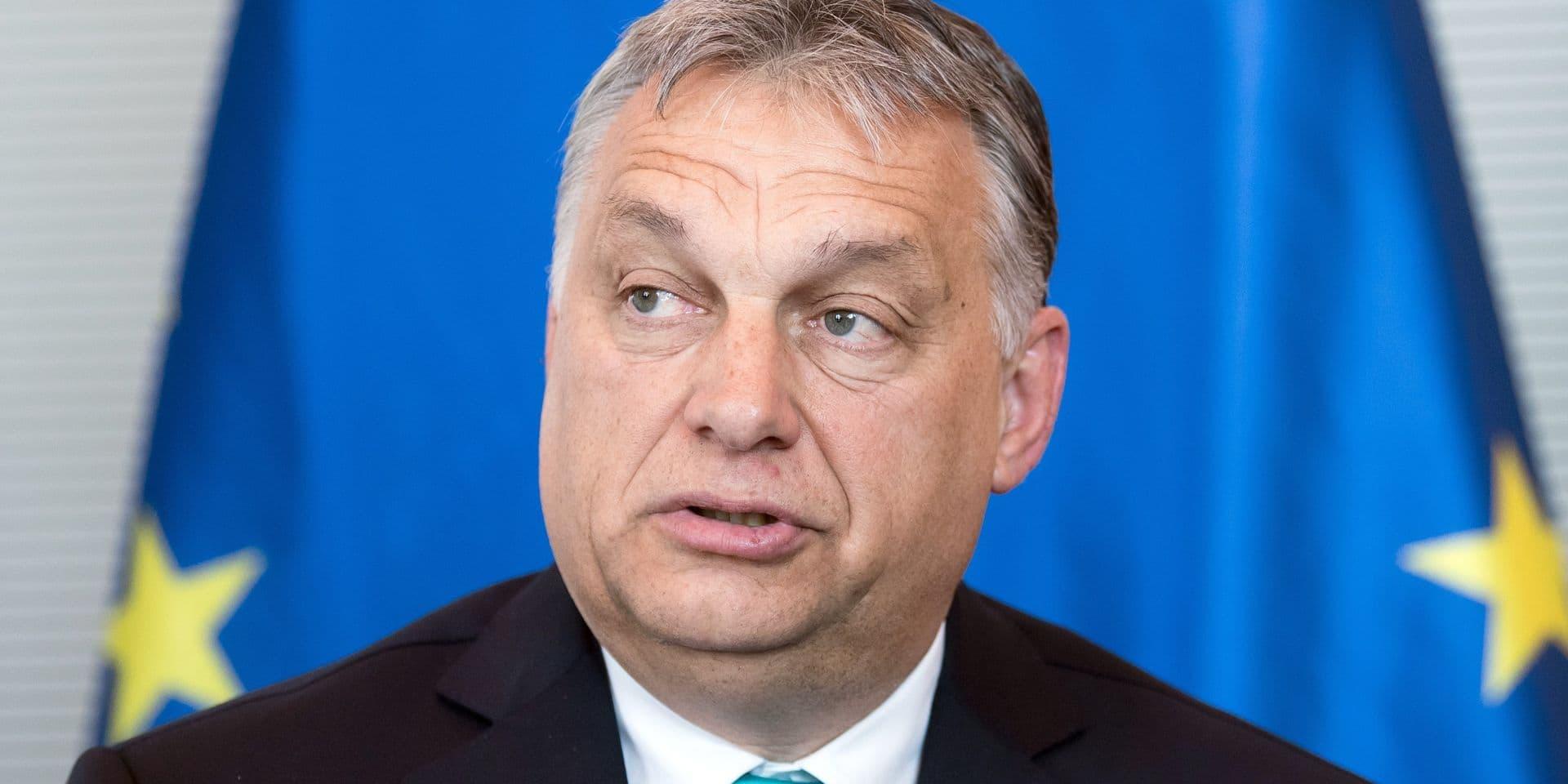 Le Hongrois Viktor Orban snobe une invitation au Parlement européen