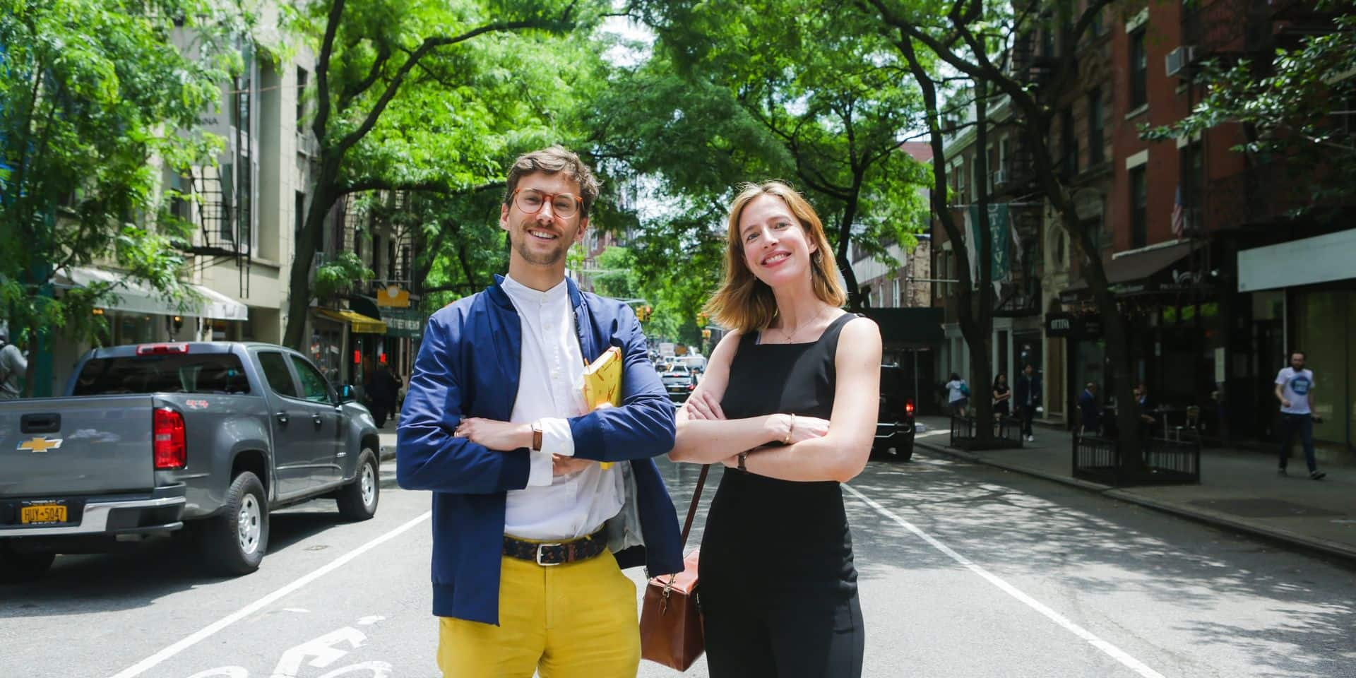 La start-up belge Resortecs invente le jeans durable