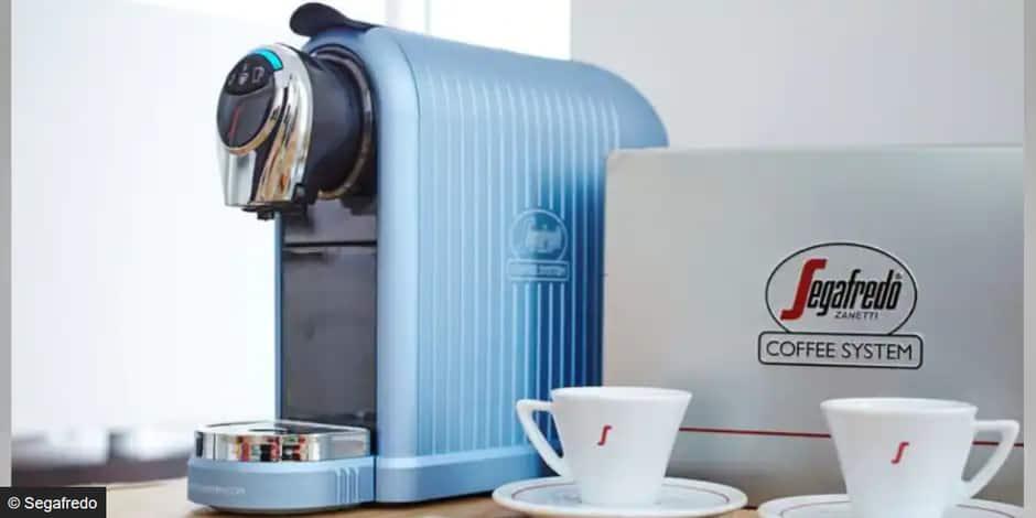 Concours : gagnez une machine à café Segafredo et dégustez chaque jour un café savoureux