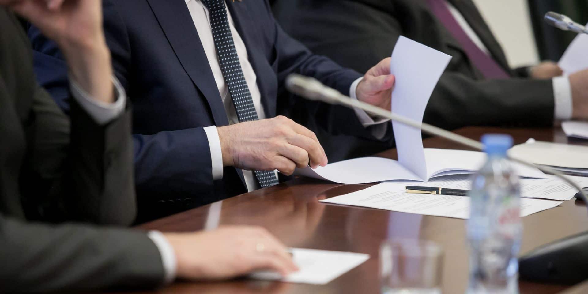 L'an dernier, 55 mandataires n'ont pas déposé leur liste de mandats comme le prévoit la loi